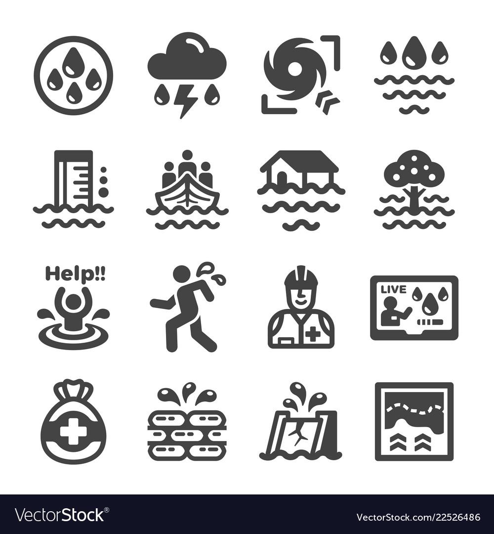 Inundation icon