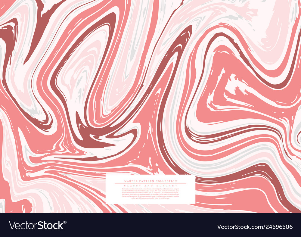 Marble pattern collection abstract texture rose