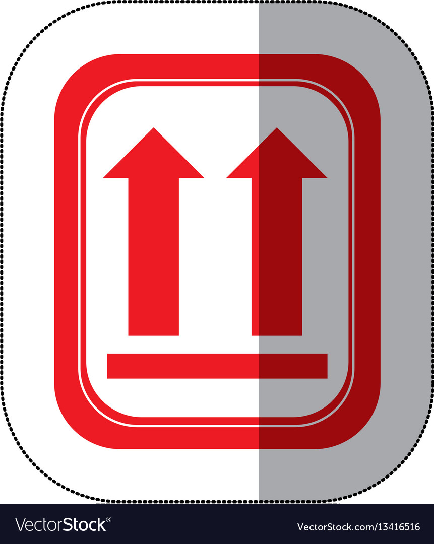 Color sides up emblem icon