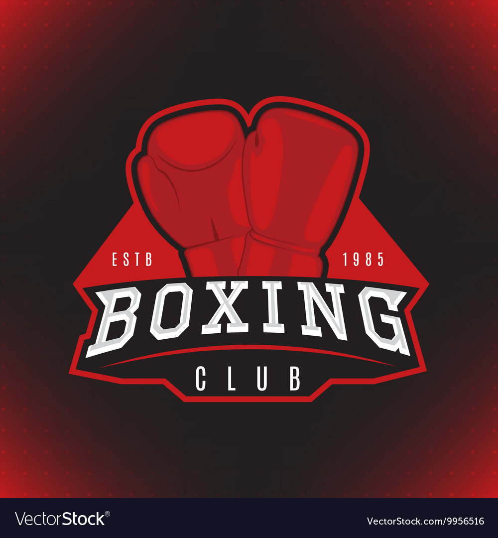 Label of boxing