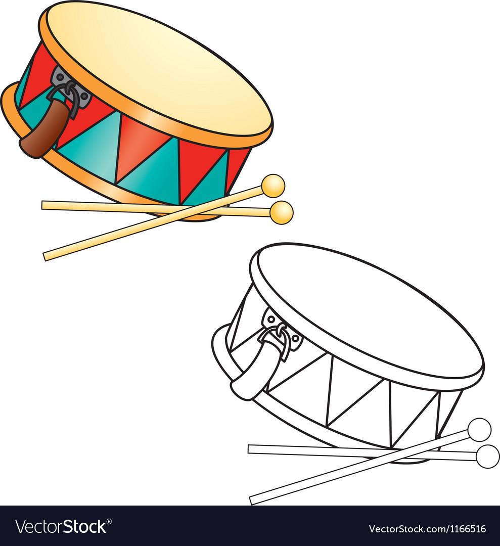 Картинки барабан балалайка
