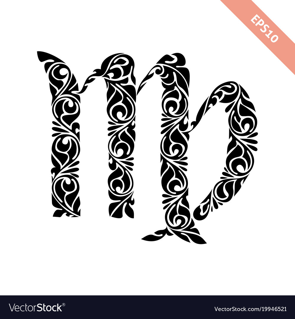 virgo horoscope symbols pictures