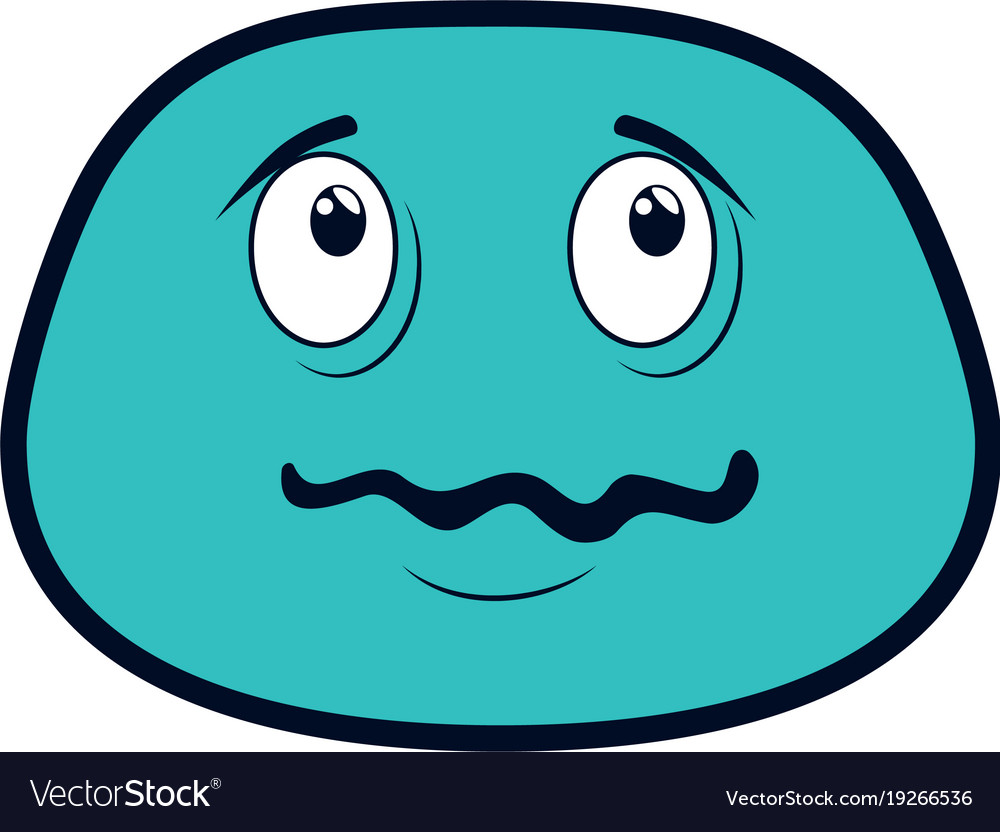 Sick face emoji character royalty free vector image sick face emoji character vector image thecheapjerseys Image collections