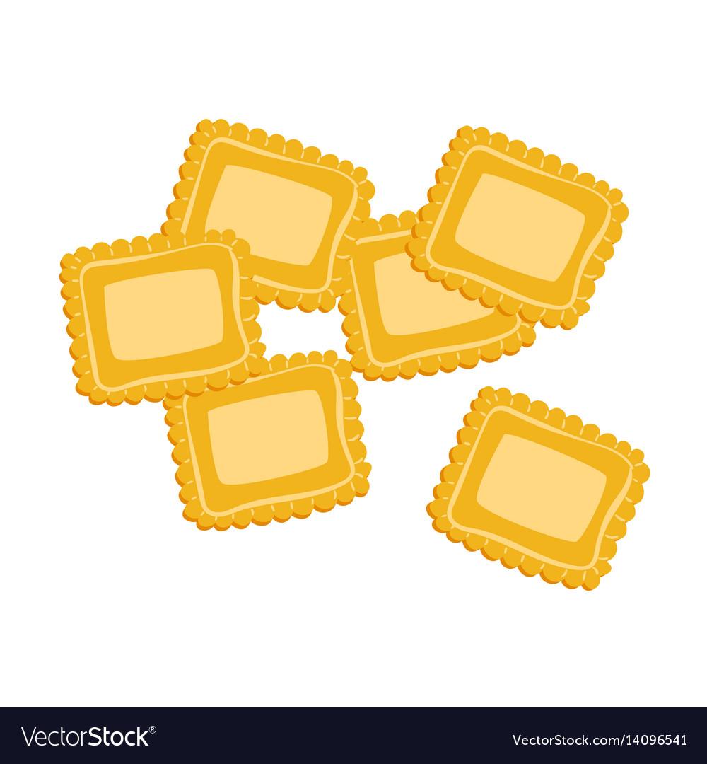 Ravioli pasta uncooked italian pasta macaroni
