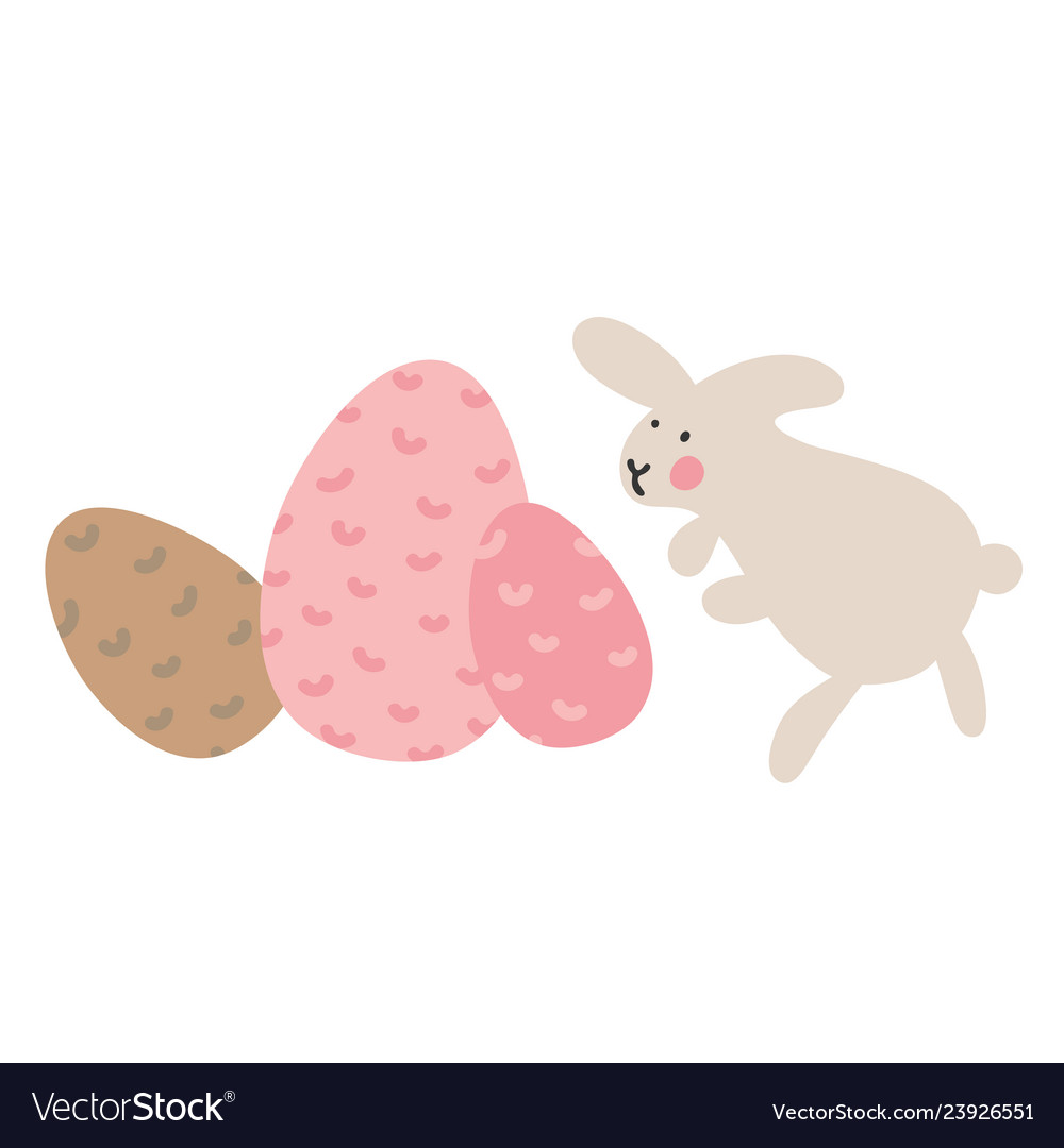 Adventures of easter bunnies who are looking for