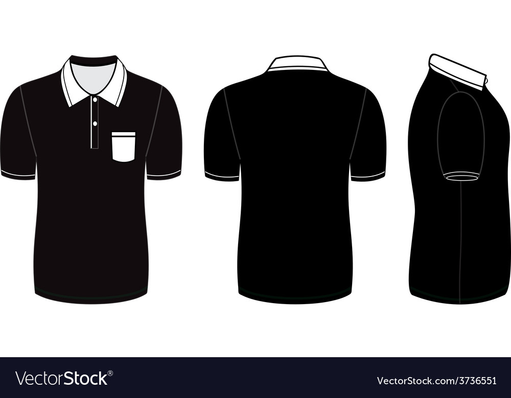 Polo Shirt Design Templates Royalty