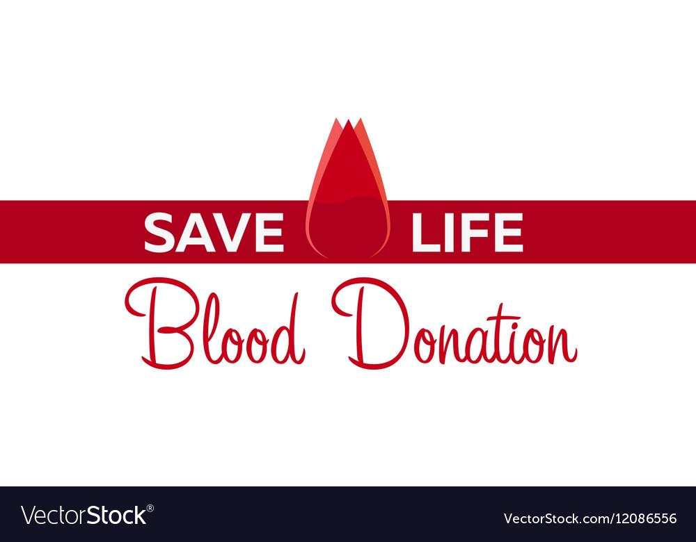 Blood donation banner Medical
