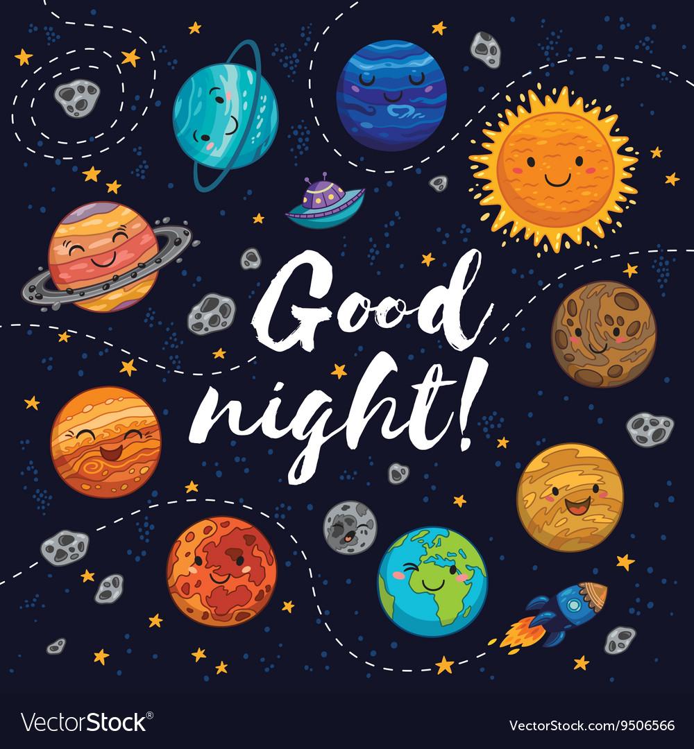 Good Night Poster #FI07 – Advancedmassagebysara