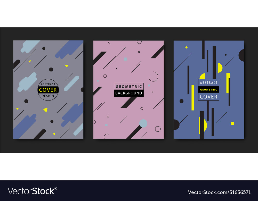 Set covers with flat geometric pattern