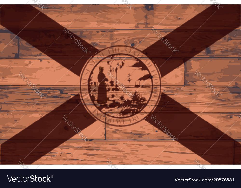 Florida state flag brand