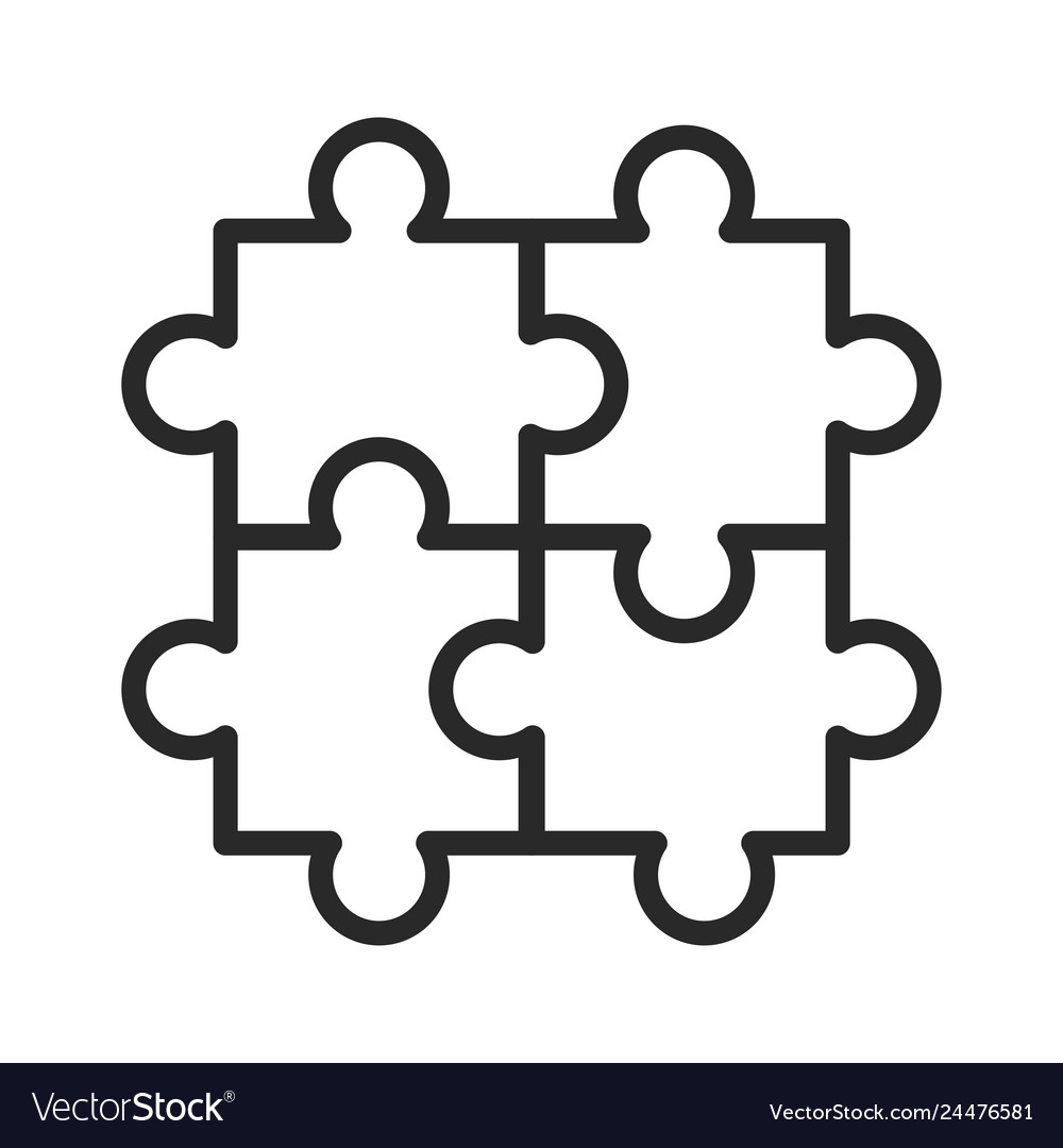 puzzle match hobby and entertainment black icon vector image https www vectorstock com royalty free vector puzzle match hobby and entertainment black icon vector 24476581
