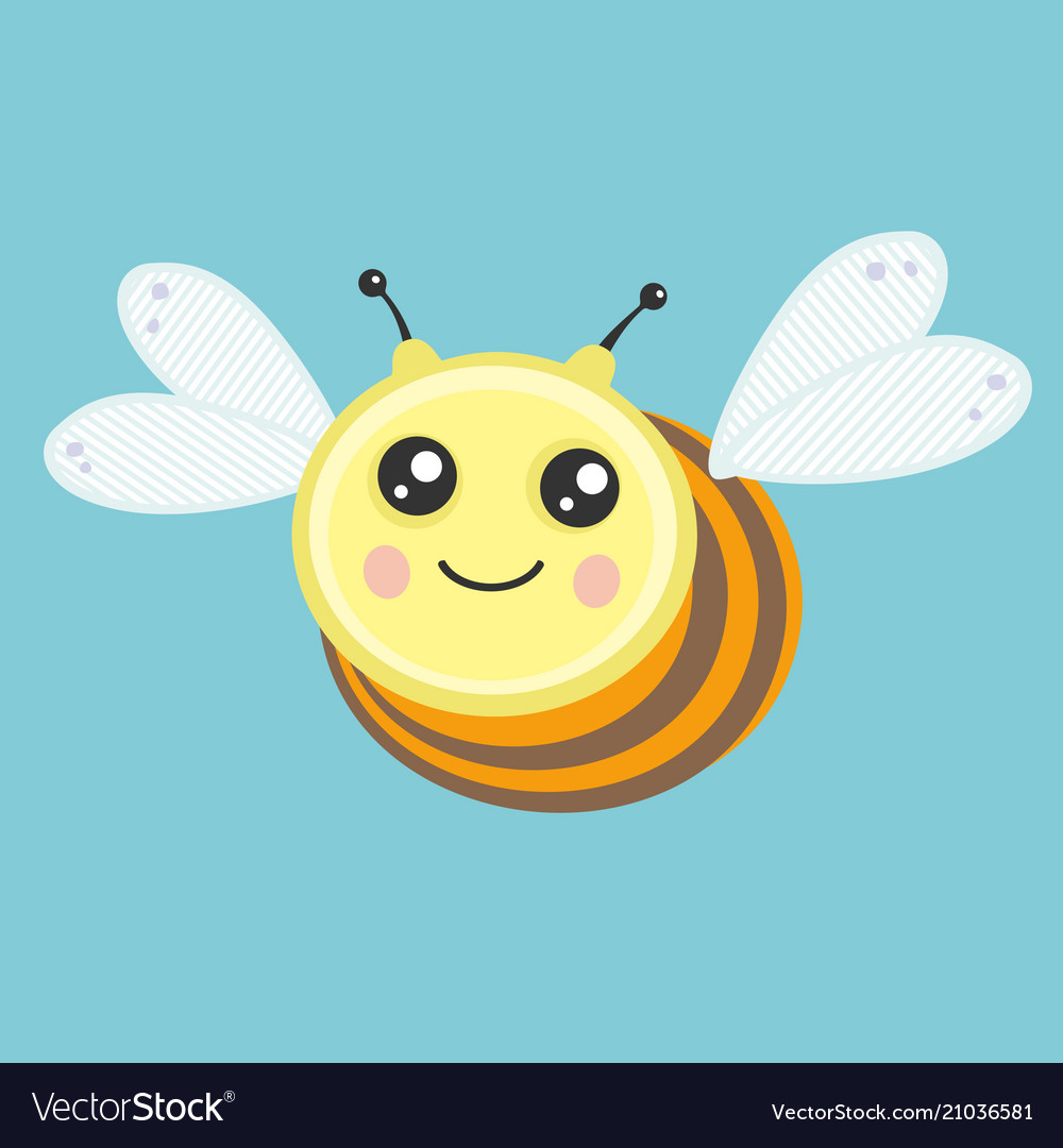 The character bee