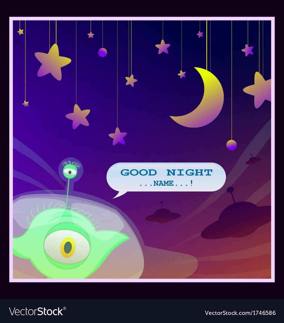 Alien ufo return to the sky
