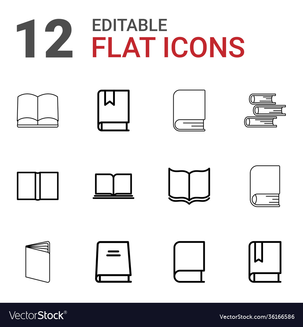 Dictionary icons