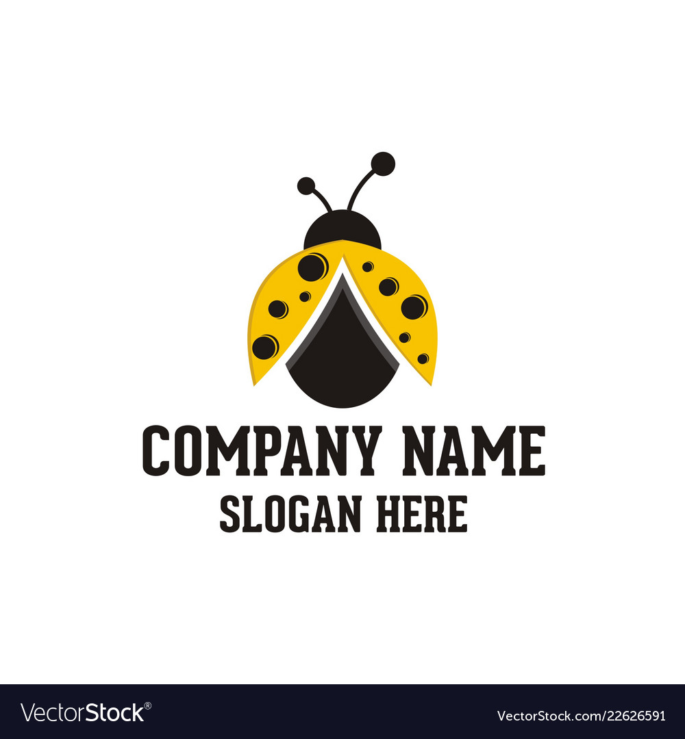 Bug logo design