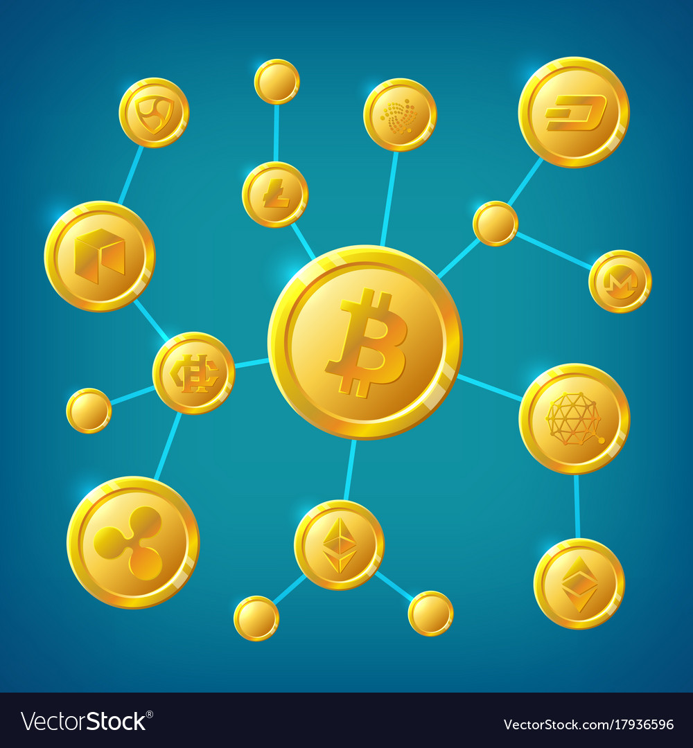 Blockchain cryptocurrency and bitcoin