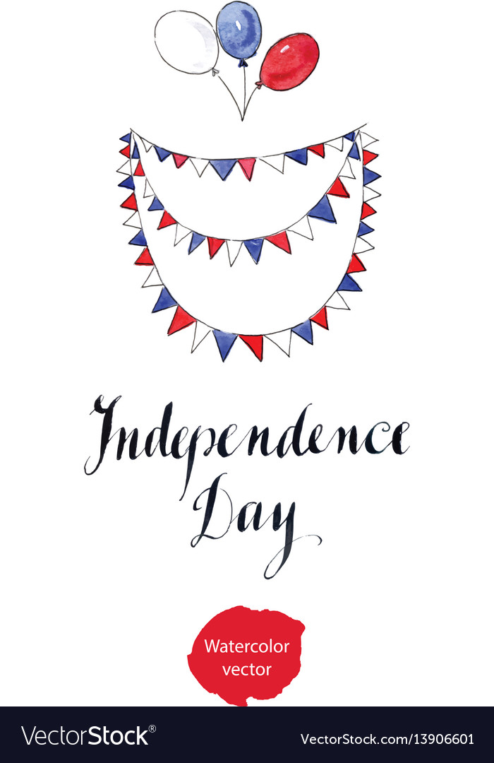 Fourth july independence day america