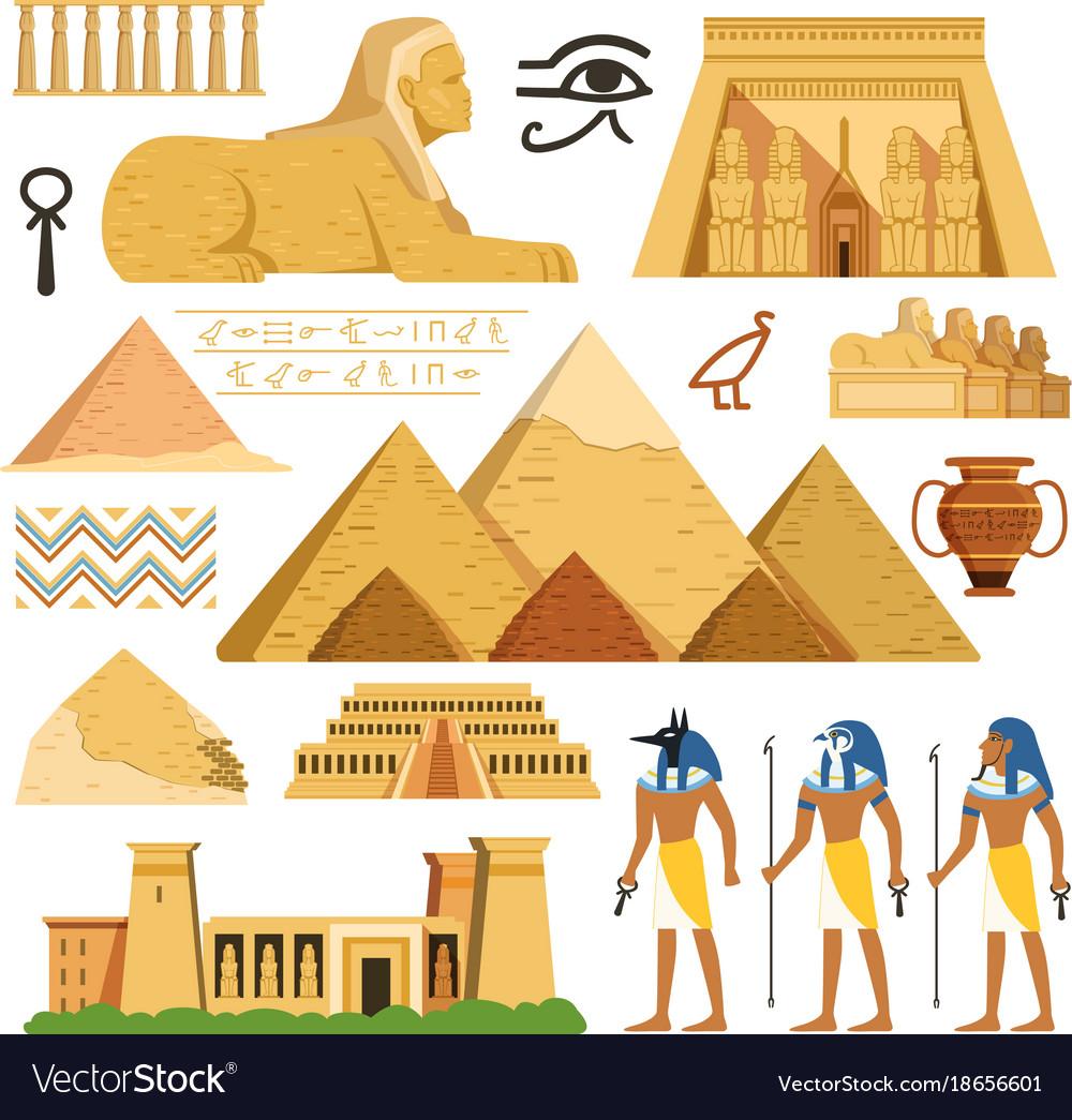 Pyramid of egypt history landmarks cultural
