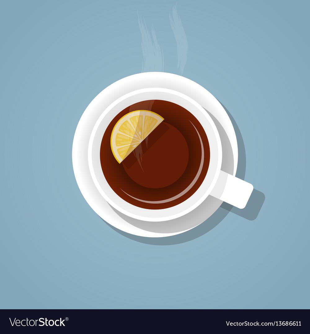 A cup tea