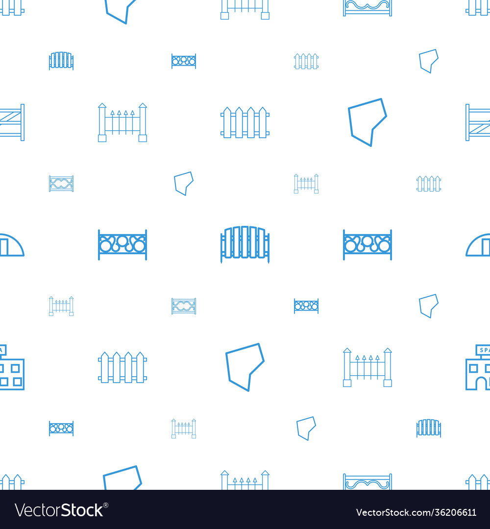 Country icons pattern seamless white background
