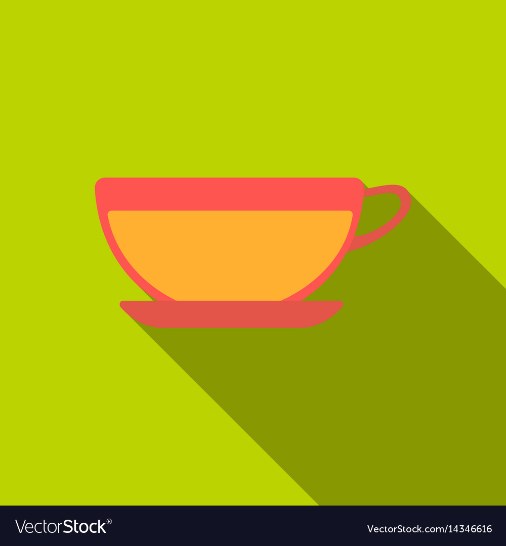 Green tea icon of for web and