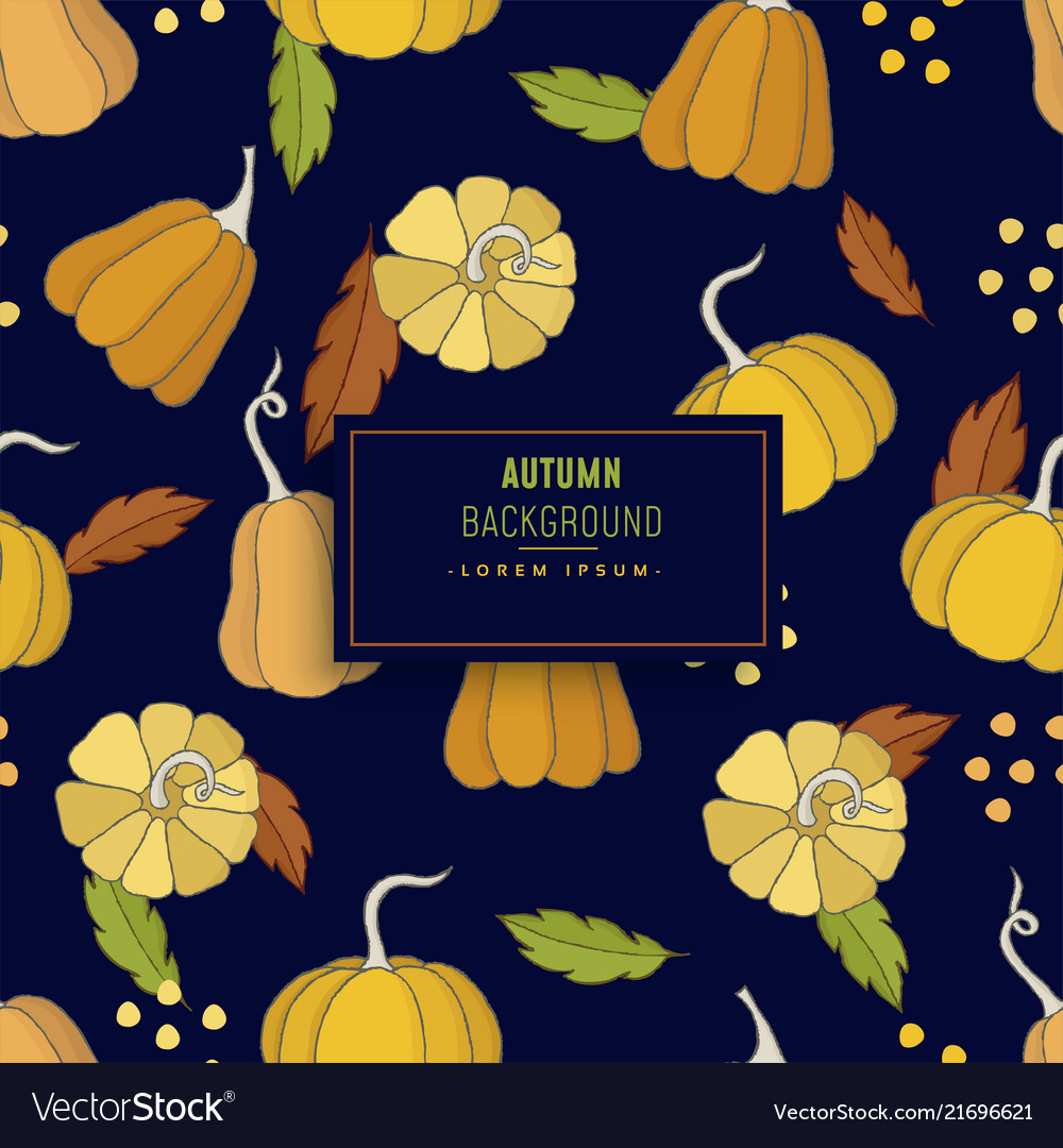 Abstract colorful autumn or fall background