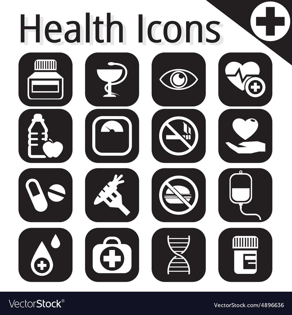 White medical icon