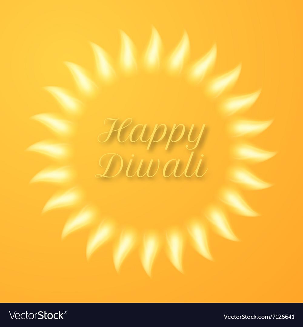 A happy Diwali day