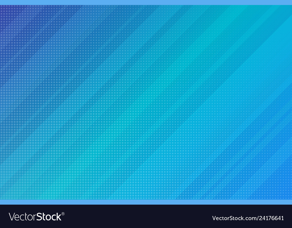 Abstract modern stripes lines blue gradient