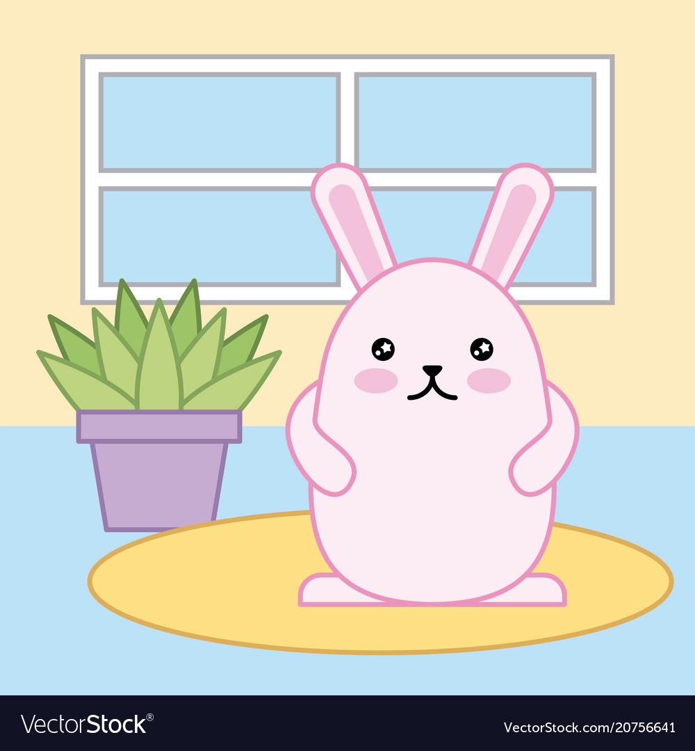 Easter day kawaii