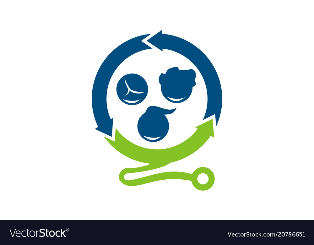 Pediatrician Clinic Logo Design Template Vector Image