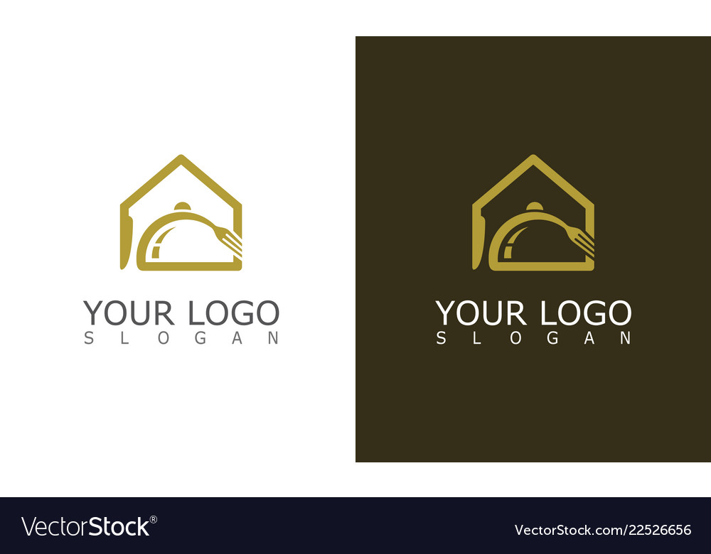 Restaurant steak logo