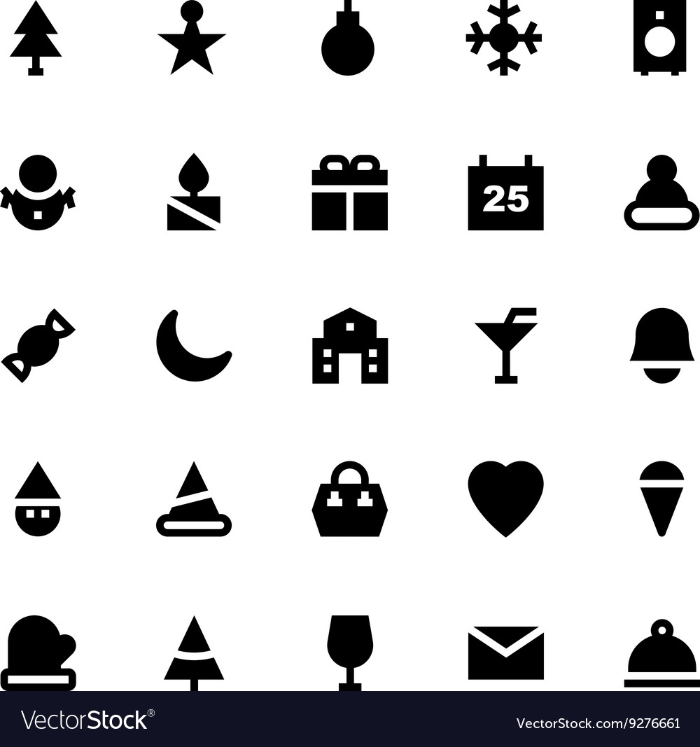 Christmas and Easter Icons 1