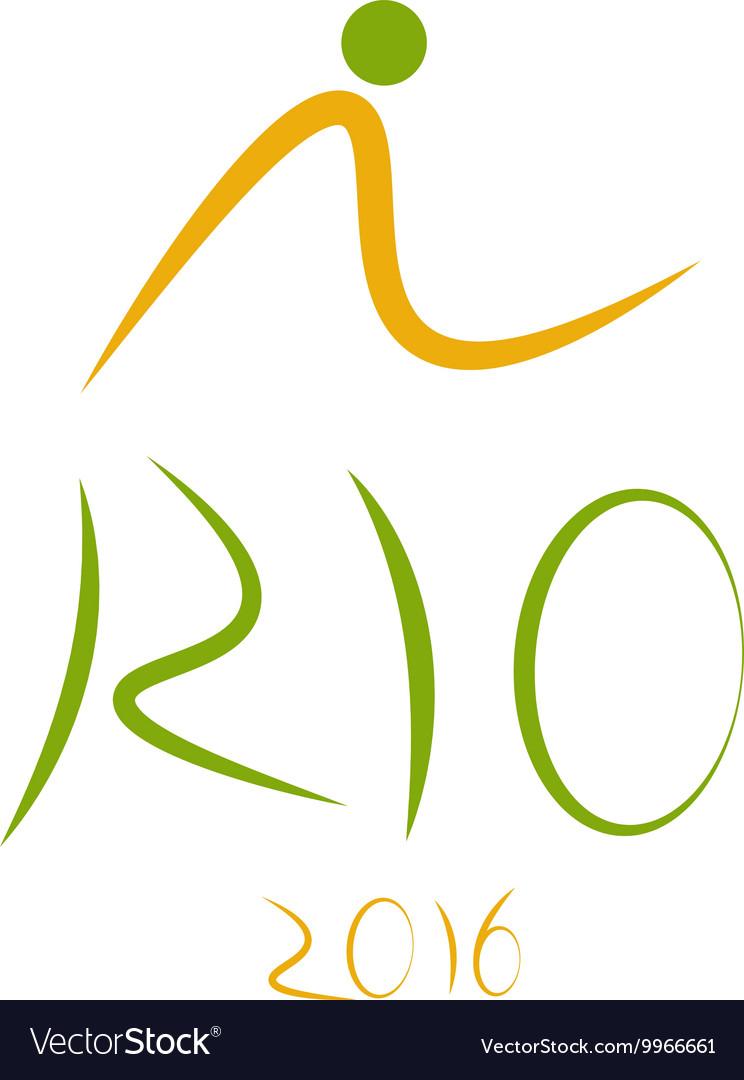 Rio de Janeiro Brazil 2016 Olympic Games design
