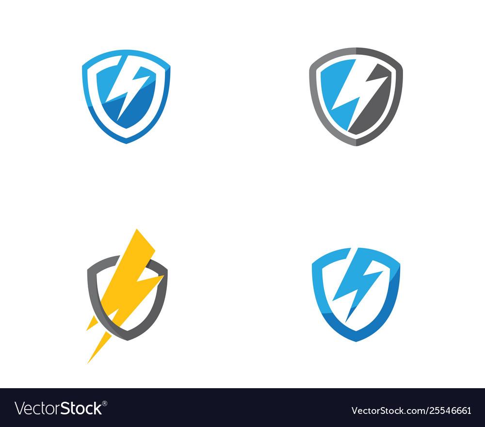 Shield power lightning