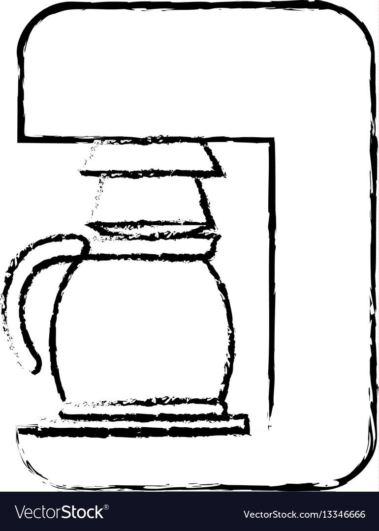 Coffee drink machine