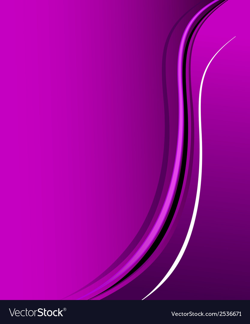 elegant abstract purple background royalty free vector image