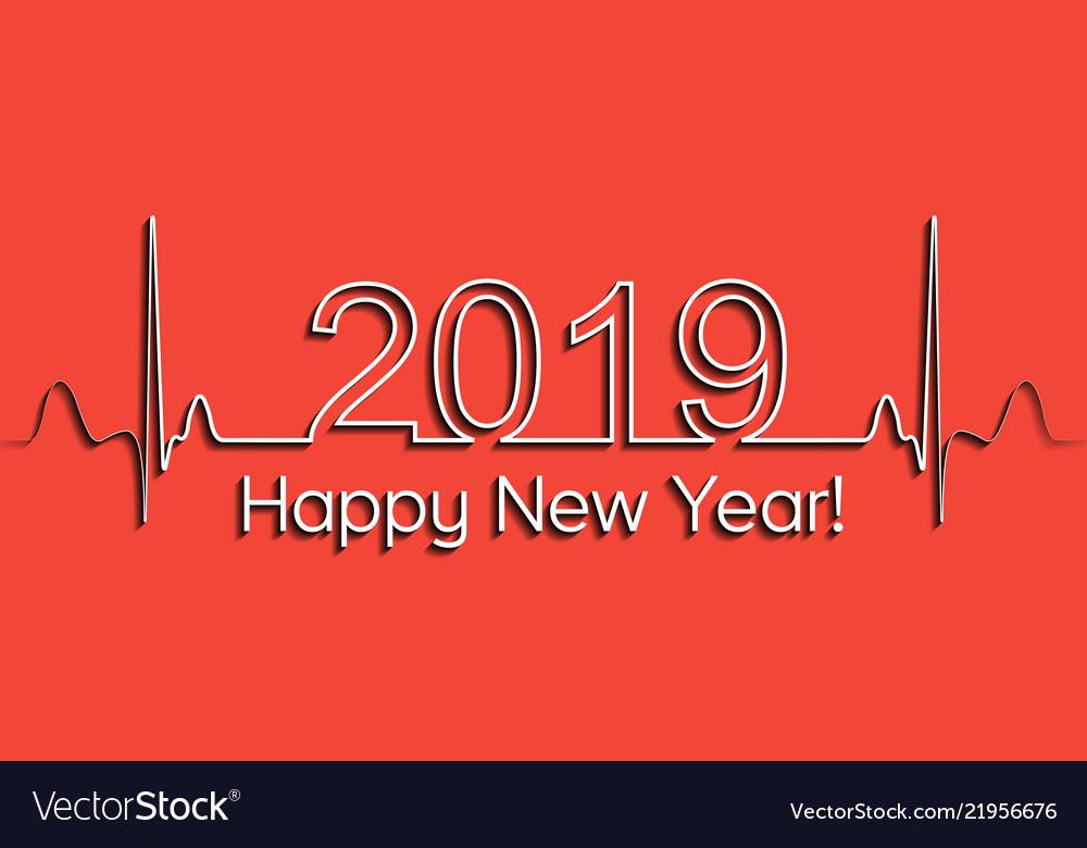 Happy New Year Orange 84