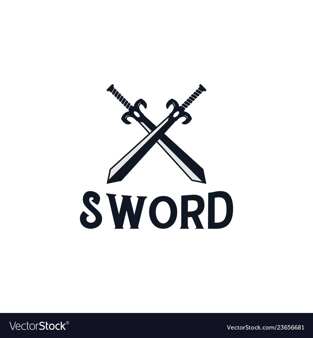 Swords logo design inspiration