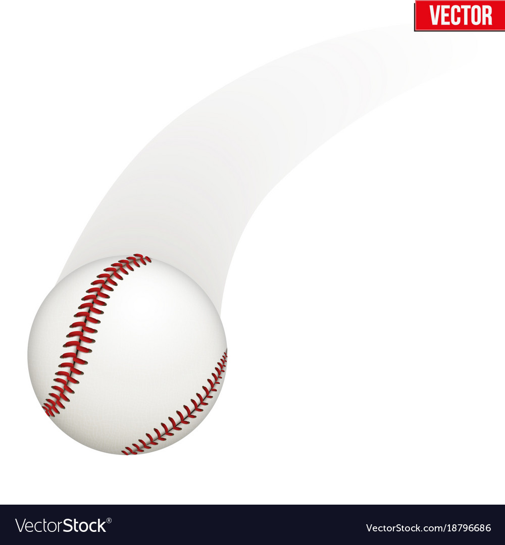 Baseball leather ball