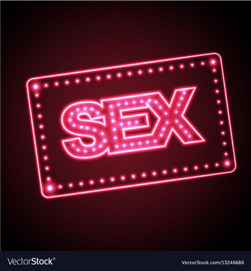 Секс в неоне