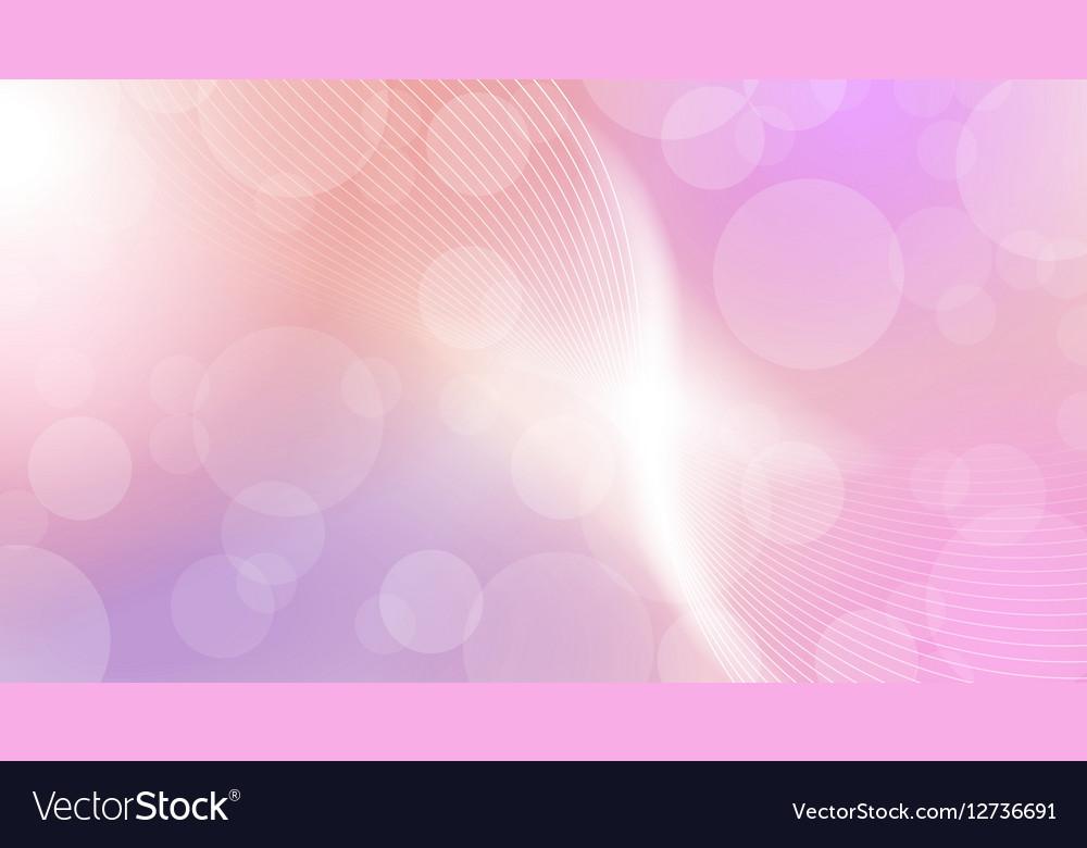 Digital abstract empty light pink