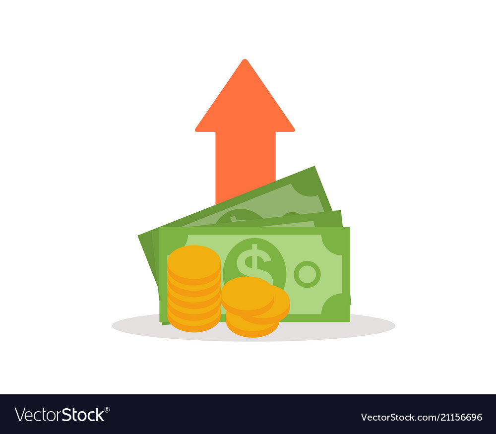 Income increase financial strategy gold coins