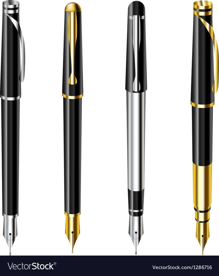 Fountain pen set