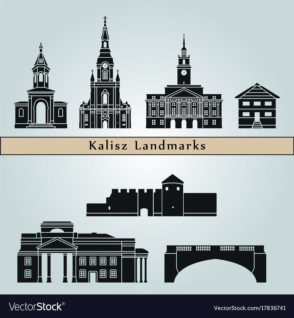 Kalisz landmarks