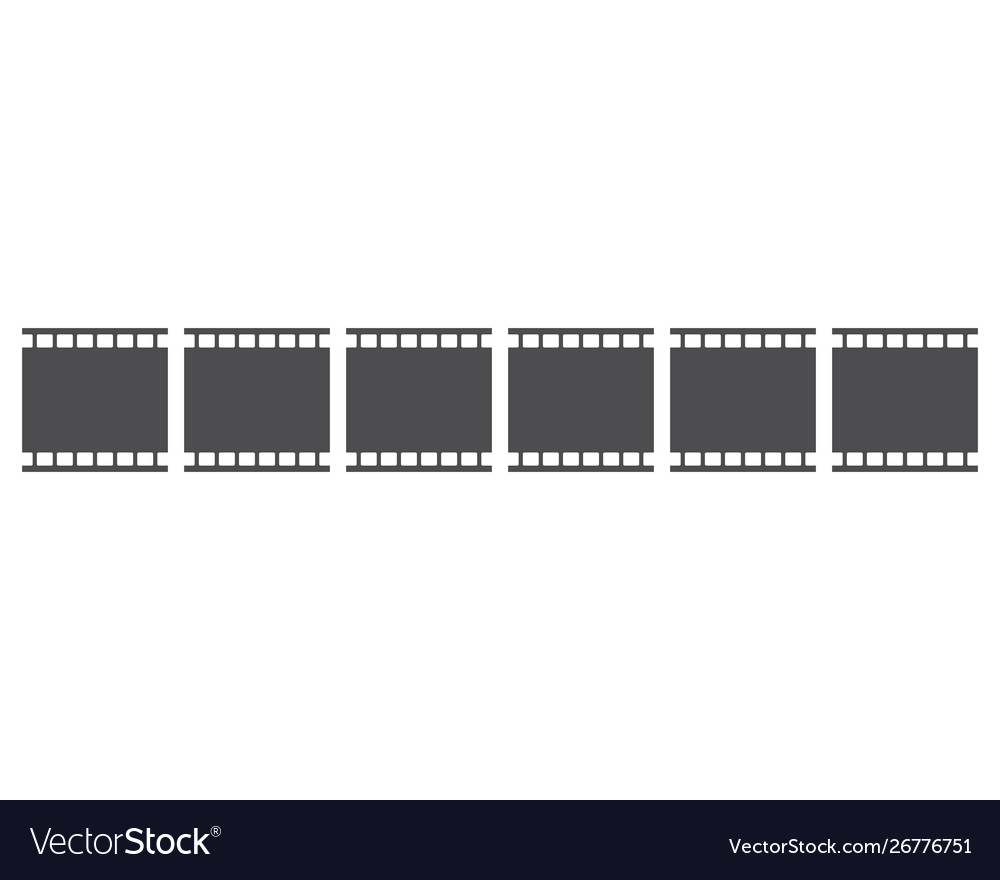 Movie logo template