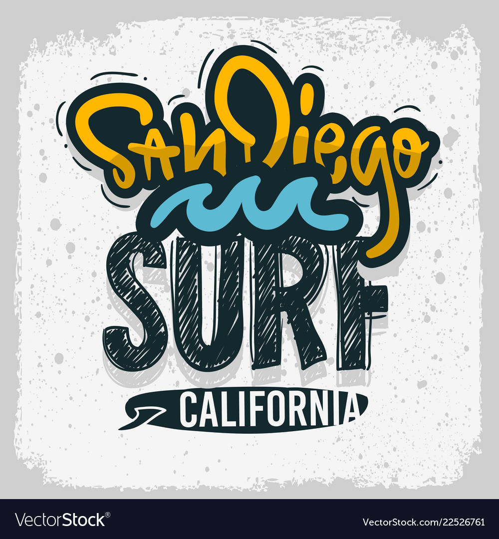 San diego california surfing surf design ha