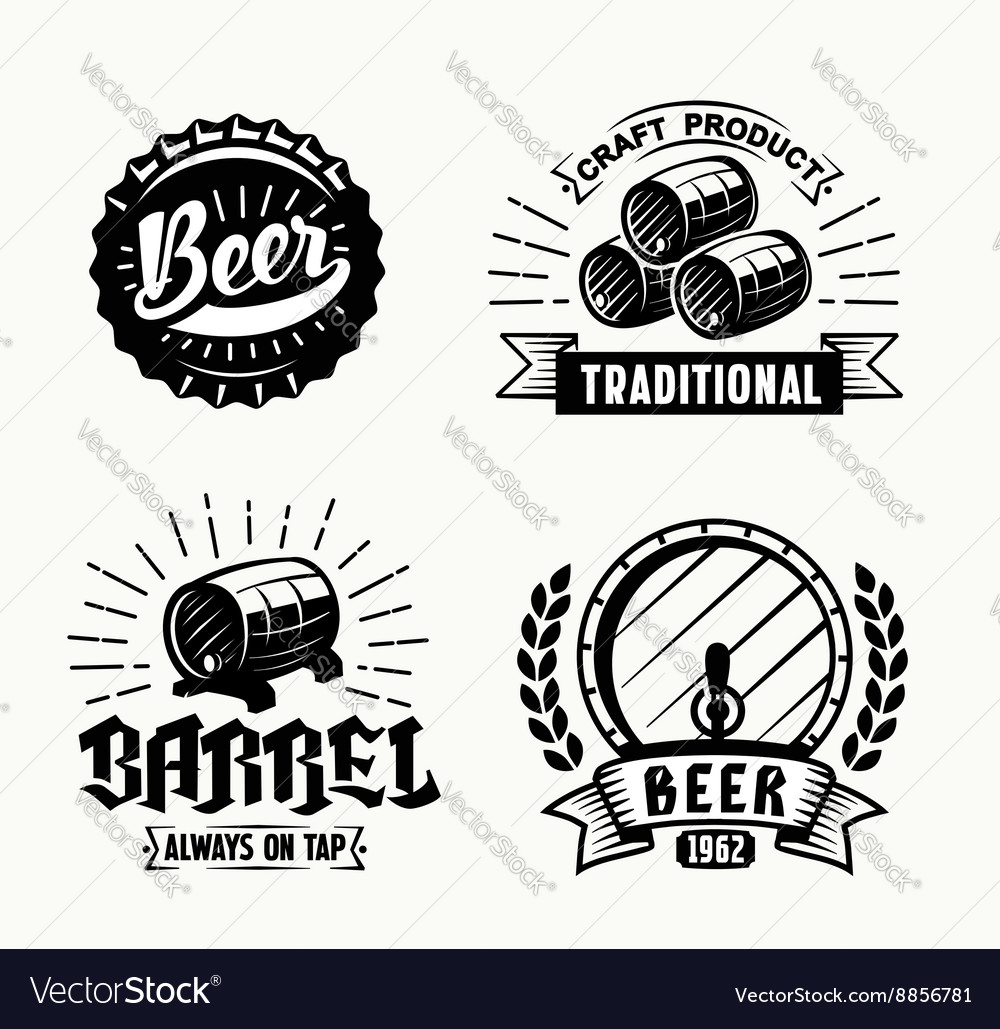 Beer badges