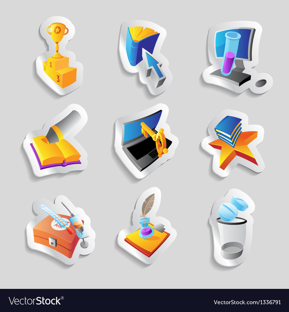 Icons for science