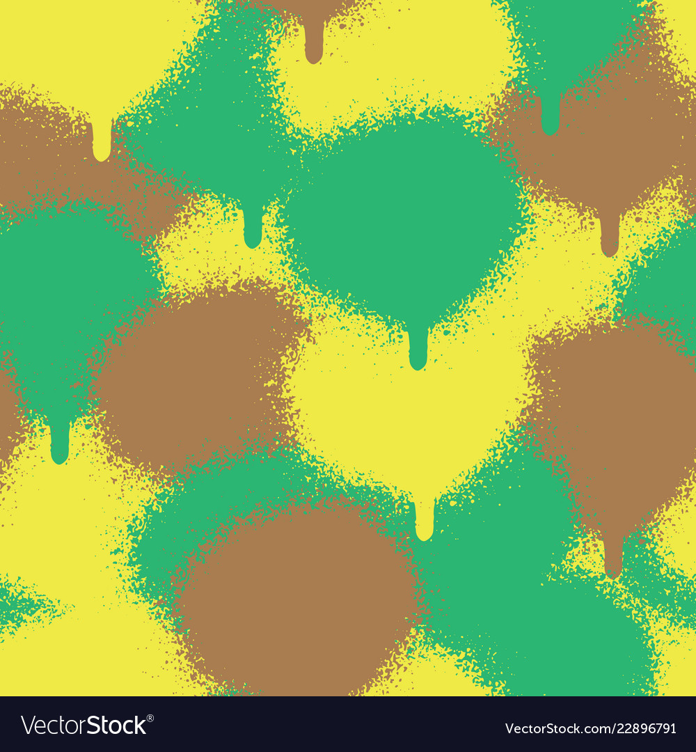 Seamless patterns trendy endless unique